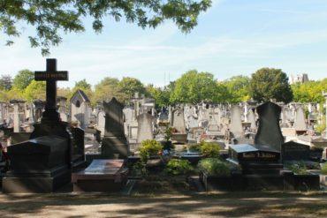 Le cimetière du Montparnasse est la deuxième plus grande nécropole de la capitale.