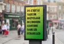 Le recyclage  : un défi pour les écrans numériques